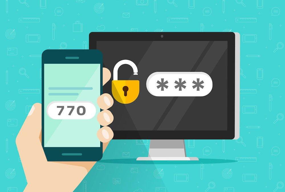 2FA uwierzytelnianie dwuskładnikowe – czyli jak łatwo zwiększyć bezpieczeństwo logowania wserwisach internetowych