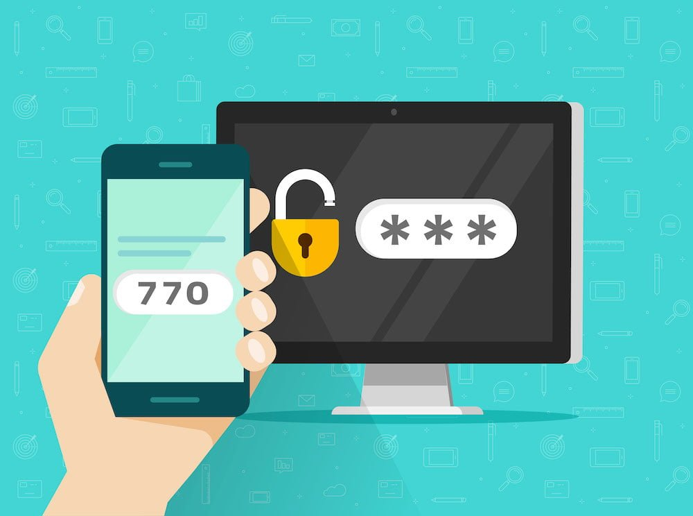 2FA - uwierzytelnianie dwuskładnikowe - Jak łatwo zwiększyć bezpieczeństwo logowania wwielu serwisach internetowych.