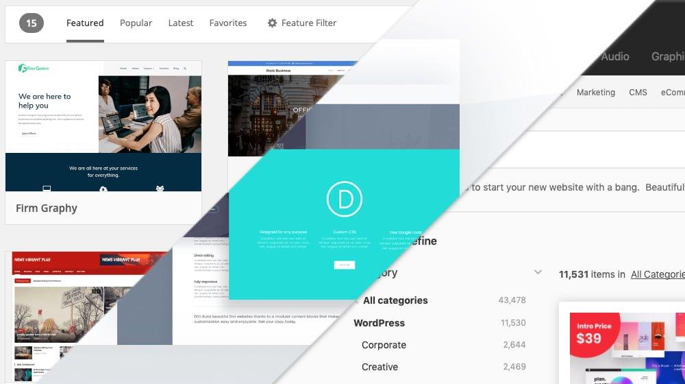 Motyw WordPress – 3 źródła skąd pobrać